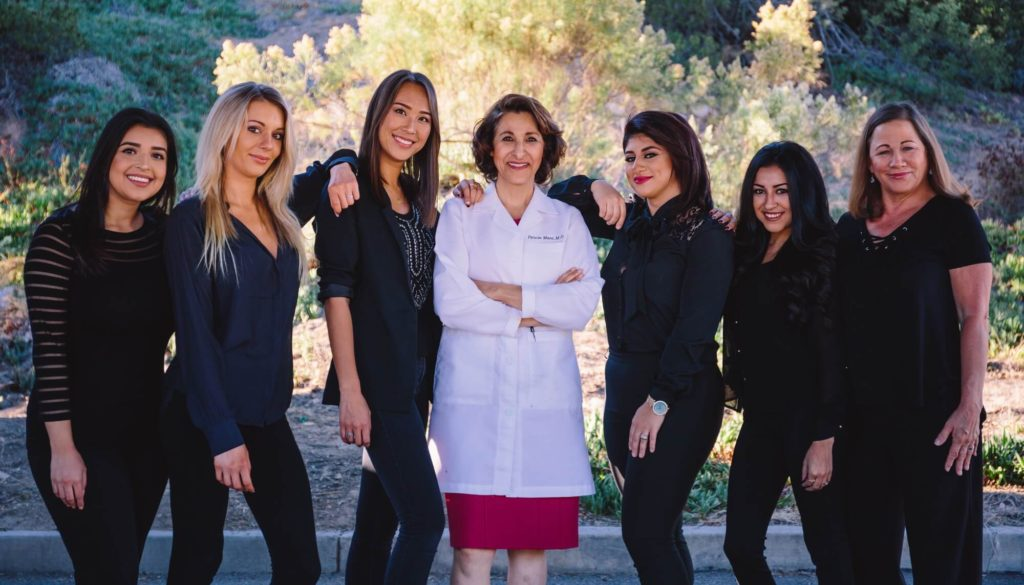 San Diego Cosmetic Laser Staff Photo