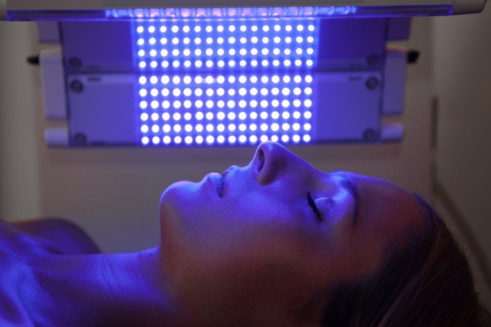 San Diego Cosmetic Laser - Blu-U Light Acne Blemish Treatments