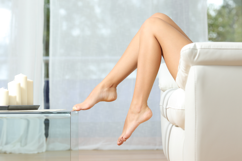 San Diego Laser Hair Removal Legs